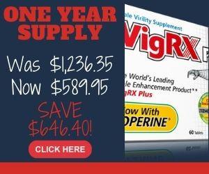 VigRX Plus Deal